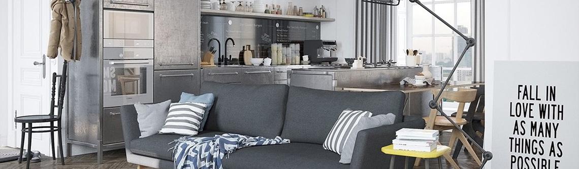 comprar ou alugar um apartamento 01 apartamento decorado