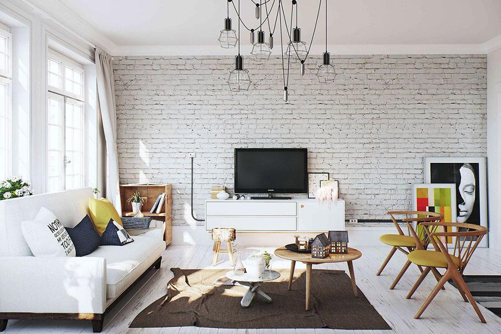Decora o escandinava cmo com voc - Salon design scandinave ...