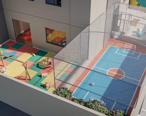 Quadra / Playground / Pet Place