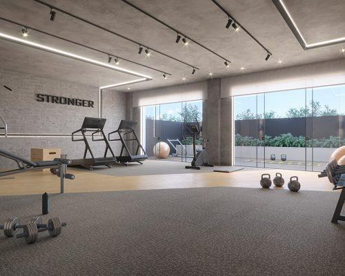Fitness Indoor e Outdoor